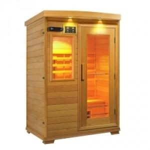 Zdjęcie sauny infrared