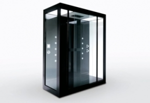 Przykładowa sauna parowa