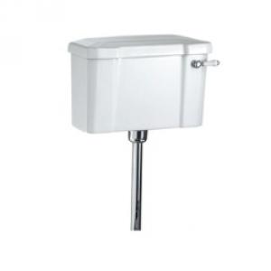 Spłuczka WC - sprawnie działająca toaleta